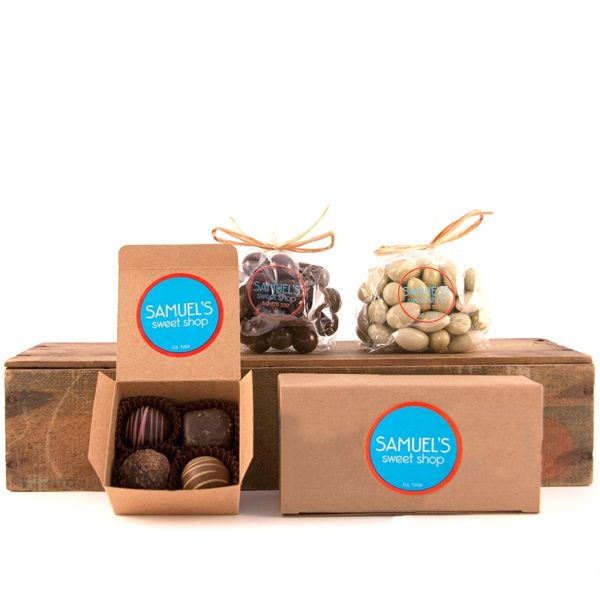 For Chocolate Lovers Gift Sampler