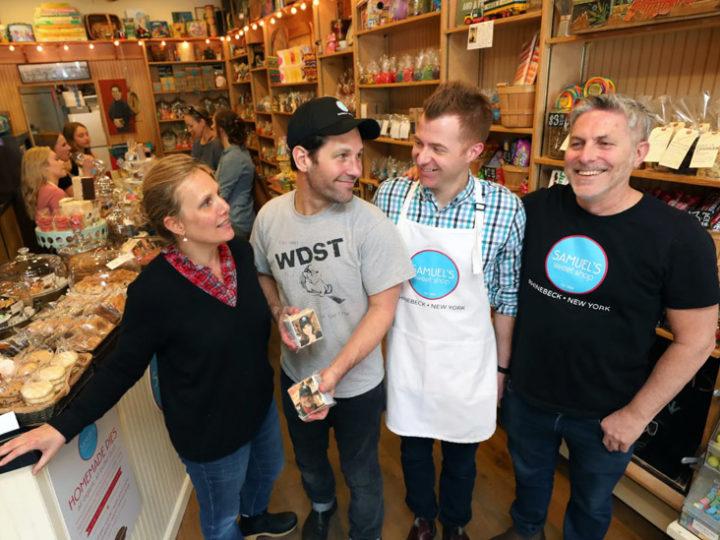 Poughkeepsie Journal Profiles Samuel's Sweet Shop Ahead Of Anniversary